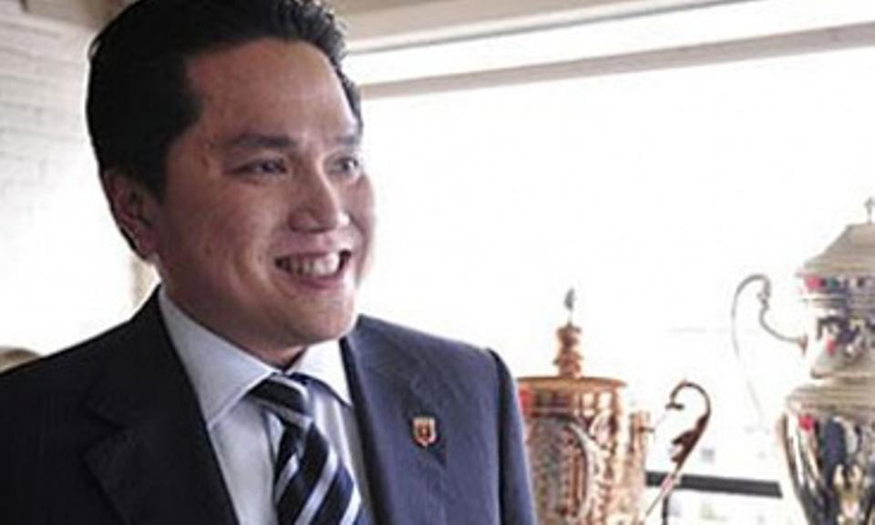 Pengusaha Indonesia Kuasai Club Inter Milan