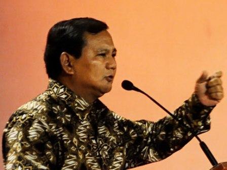 Orang Kota Rentan Korupsi, Prabowo Pilih Bagi Duit ke Desa