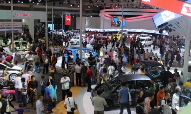 September lalu, Penjualan Mobil Cetak Rekor Tertinggi