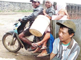 Ojek Sepeda Motor Bisa Hidupi Anak Dan Istri