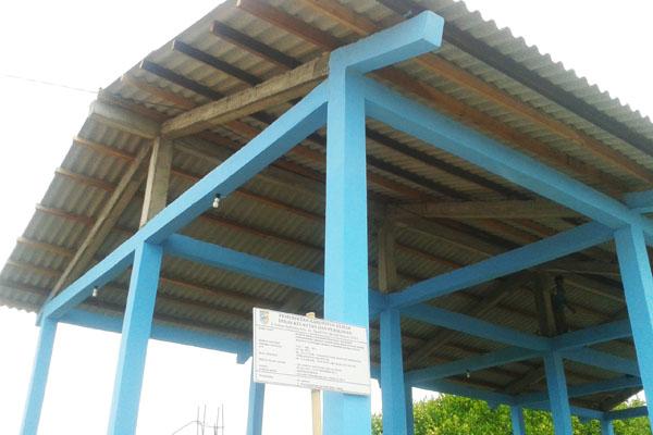 Terminal Garam Di Bangun Di Desa Kedungmutih
