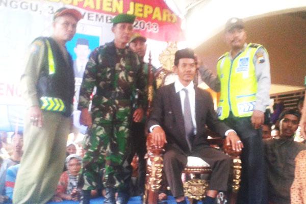 F. Razikin Petinggi Terpilih Desa Kedungmalang Jepara