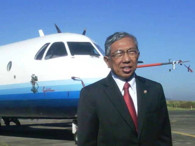 Menristek : Tujuh Sasaran Untuk Peningkatan Ekonomi Nusantara