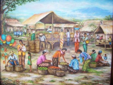 54 Pasar Desa Akan Direnovasi Pemda Madiun