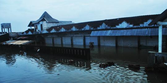 Banjir di Wedung Demak Rendam Ribuan Rumah