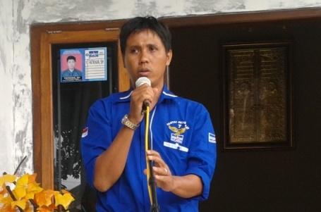 Fatkhan Kembali Raih Kursi Demokrat Dapil Wedung Bonang