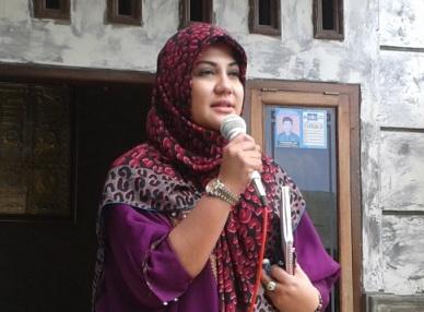 Hj. Ratih Widyawati ,SE :  Partai Demokrat Sudah Terbukti