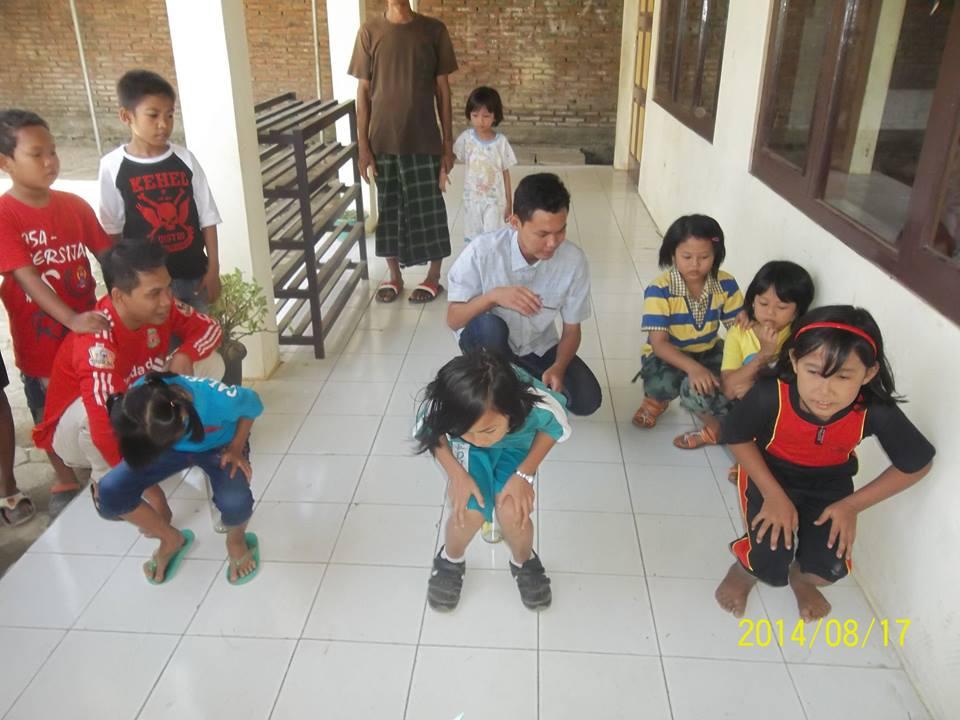 HUT RI ke 69 Di Desa Tedunan Jepara Meriah Dengan Lomba