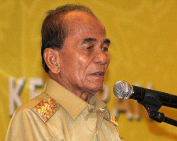 Gubernur Riau : APBD Alokasikan 600 juta per Desa