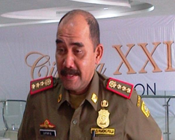 Ka Satpol PP : Bogor Tidak Ikut SBY Bubarkan Hansip