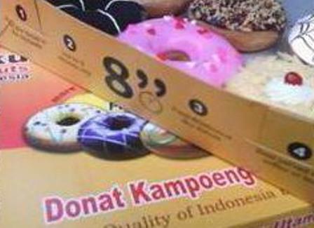 Donat Kampung Utami, Raup Ratusan Juta