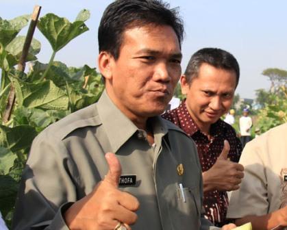 Tilik Desa, Musthofa Gelontorkan Rp 17,6 miliar