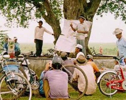 Penyuluh Pertanian pun Pengin ambil Manfaat UU Desa