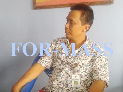 M. Lutfie Noor Kades Mutih Wetan Demak Berharap Dana Desa Terealisasi