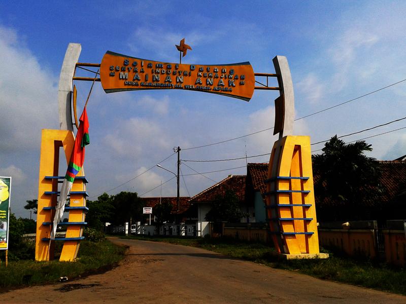 Karanganyar Kecamatan Welahan , Desa Mainan Di Jepara