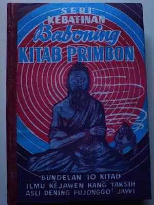 "BUKU "" Baboning Kitab Primbon"" Buku Lama Yang Terus Dicari"