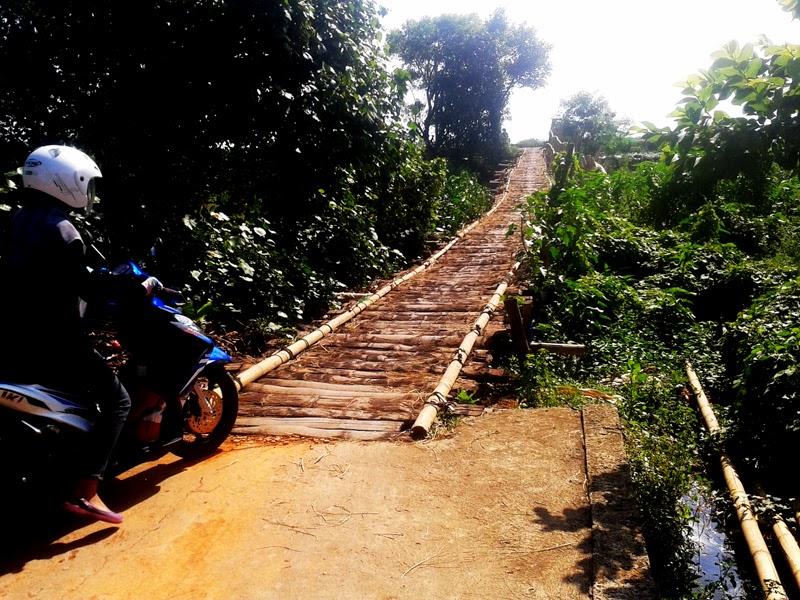 Woow !!!! Jembatan Godang Doropayung Hasilnya Puluhan Juta