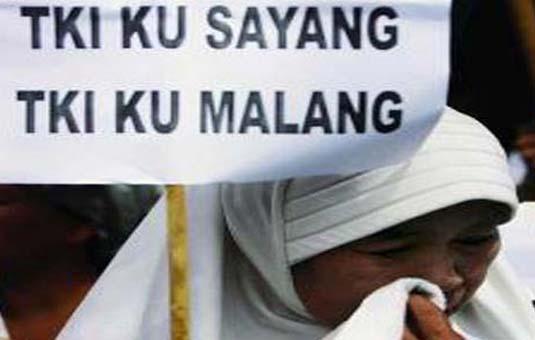 Kisah TKW Indonesia Di Saudi Arabia,Bukan Keinginan Ini Suratan Takdir