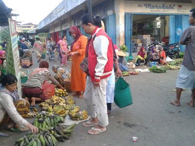 Pasar Pagi Jepara Pusat Kulakan Pasar Tradisional Di Jepara