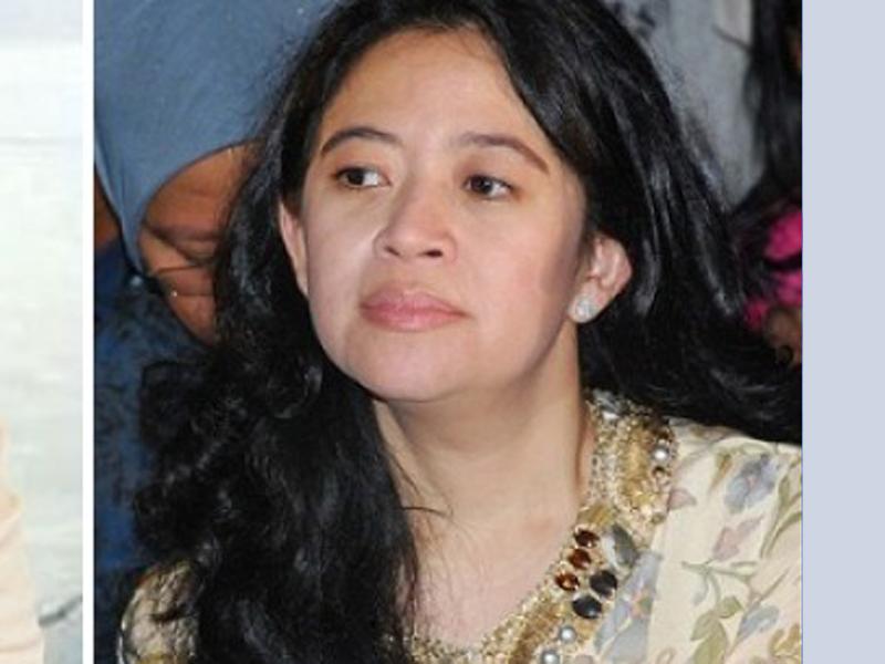 Puan Maharani Menteri Termuda Kabinet Jokowi – JK