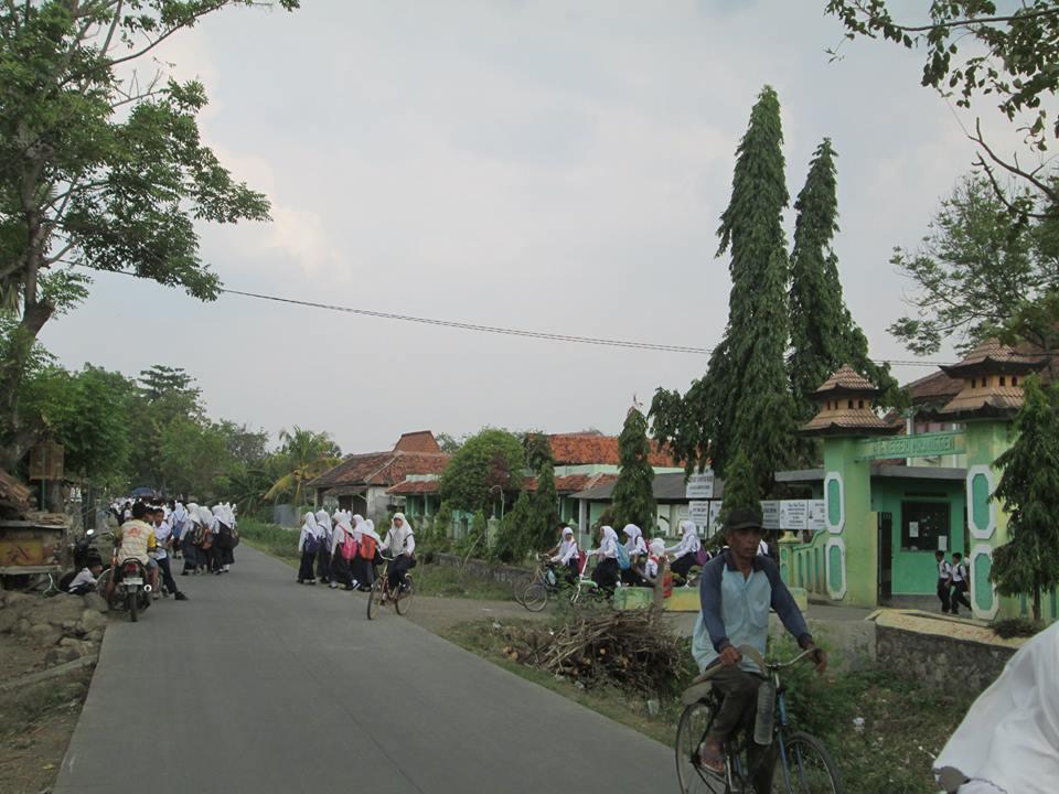MTs N Mranggen Asset  Pendidikan desa Candisari