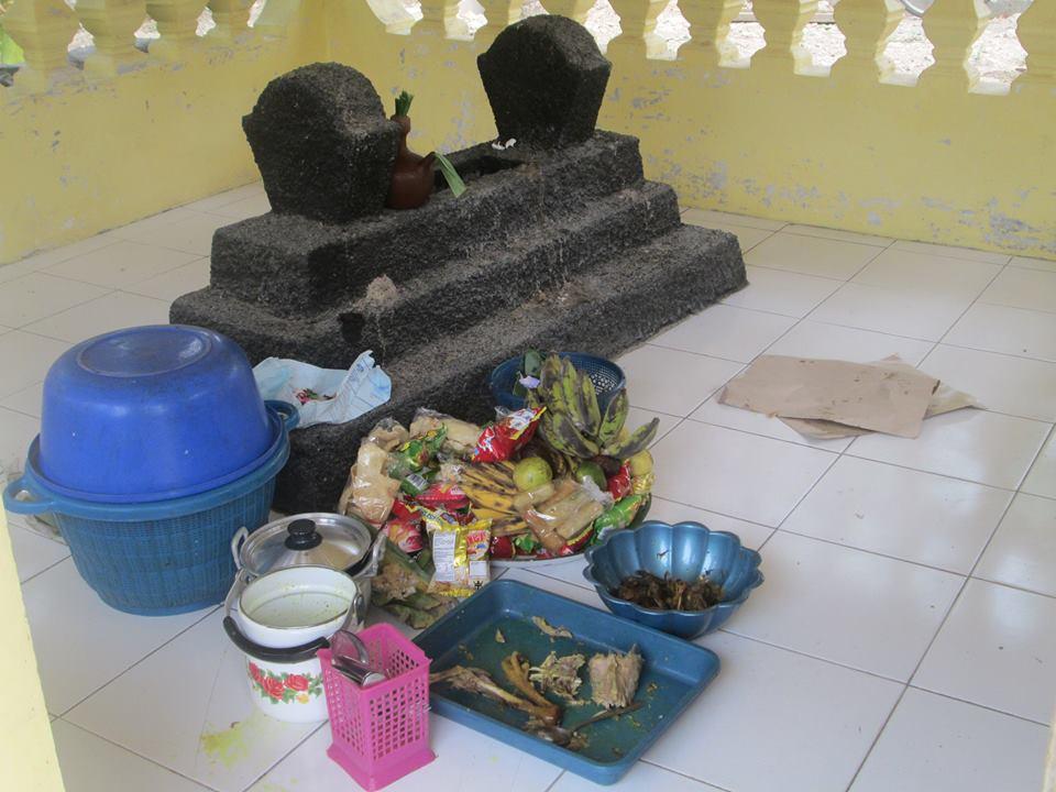 Warga Dukuh Karangboyo Mranggen Gelar Nyadran dan Selamatan
