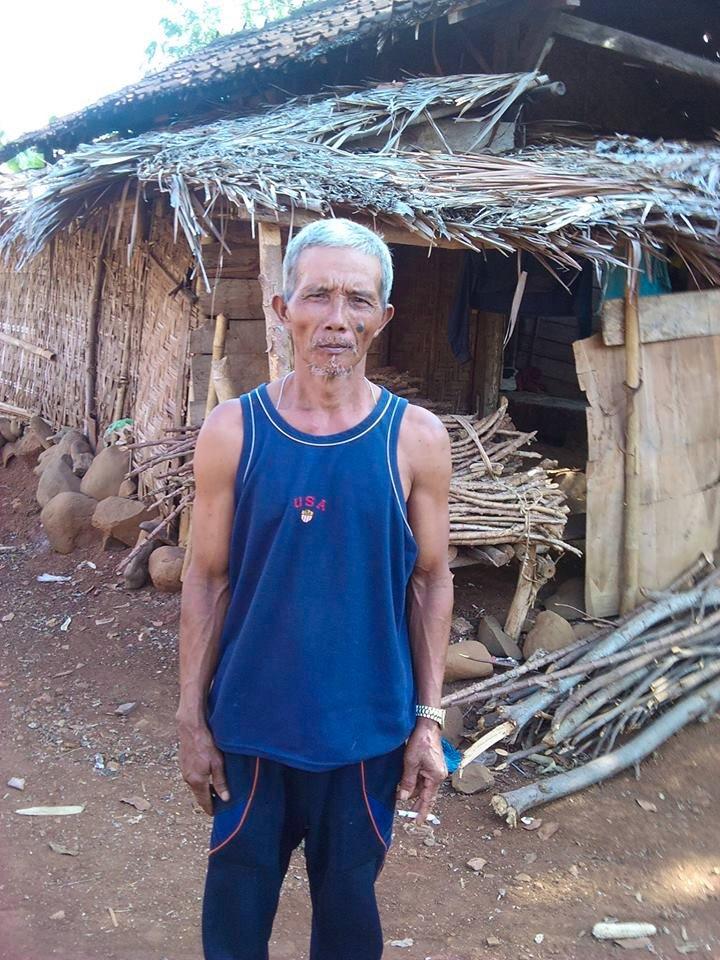 Kasihan Mbah Maskan Rumahnya Reot Tak Dapat Dana BLT/PSKS