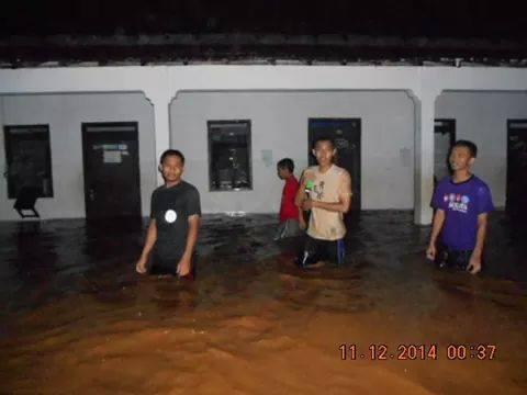 Hujan Tadi Malam Sebagian Daerah Jepara Banjir