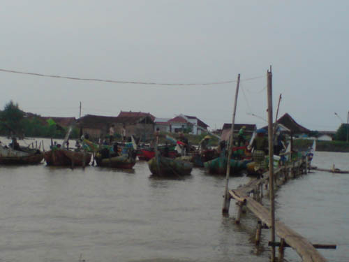 Kementerian Kelautan dan Perikanan Berikan Alat Konversi Gas Untuk Nelayan Demak