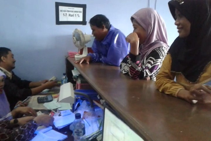"KSP "" Margi Rahayu""  Musim Hujan Pinjaman Jaminan Emas Meningkat"