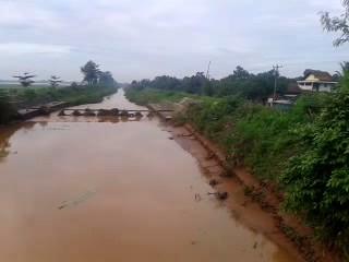 Pintu Air Karangrandu Bikin Banjir, Disain Perlu di Rubah