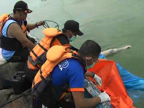 Warga Batang Terseret Ombak  Tewas ditemukan di Jepara