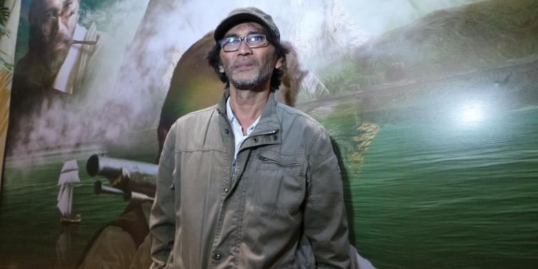 Alex Komang Meninggal Dunia Di Semarang
