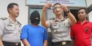 Sopir Bis Malam Dicokok Polisi Karena Isap Sabu