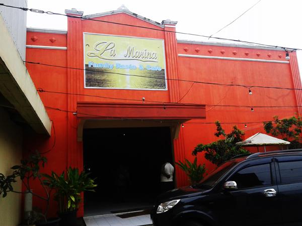 LA Marina Resto dan Café Kota Ukir , di Tepi Pantai Jepara