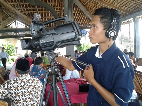 Siswanto Bisa Shoting Video Karena Hoby