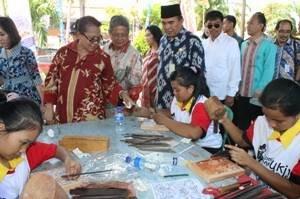Yohana Yembise :  Festival Kartini Layak jadi Even Nasional