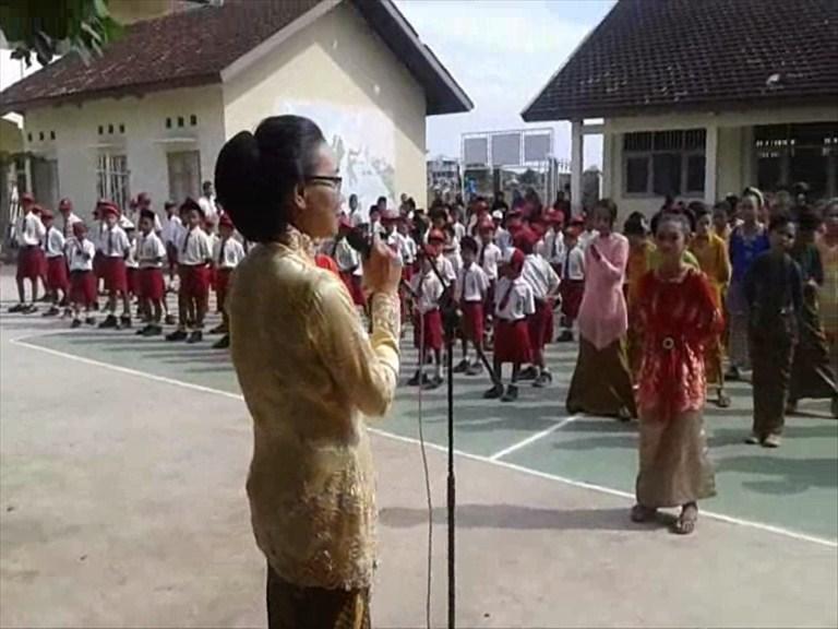 Peringatan Hari Kartini Di SD Kedungmutih Meriah