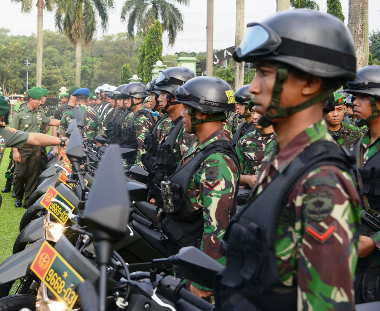 KASAD :  Amankan KAA Ke-60 TNI AD Siapkan Sniper dan Tontaikam