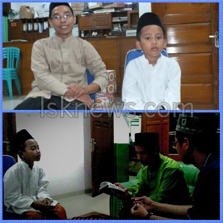 Hebat !!! Santri Yanbu'ul Qur'an Kudus, Usia 8 Tahun Hatam Alqur'an dalam Waktu  20 Bulan