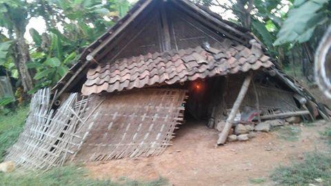 Rumah Tak Layak  di  Huni Warga Sowan Kidul  , Butuh Bantuan