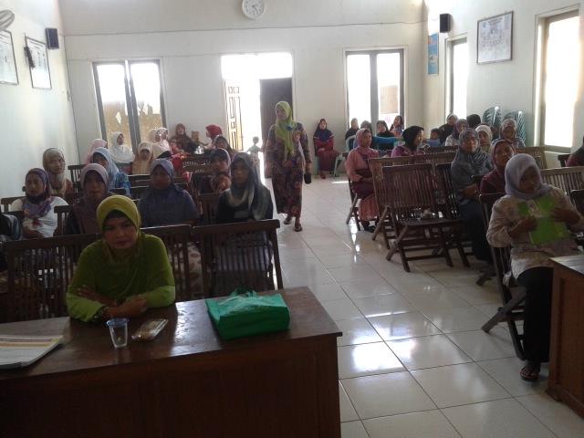 Kegiatan MAMPU Aisiyah , Berdayakan Perempuan di Desa Kedungmutih Demak