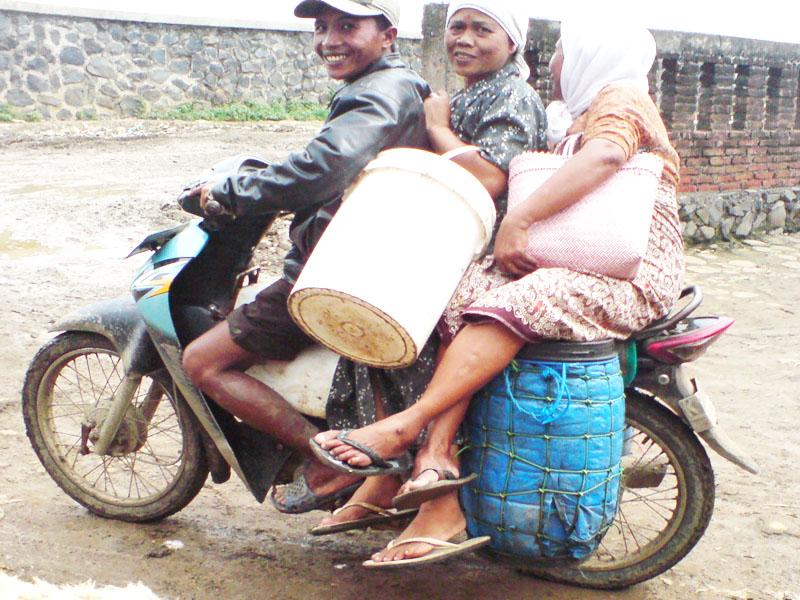Dari Ngojek Motor, Hamim Bisa Menghidupi Keluarga