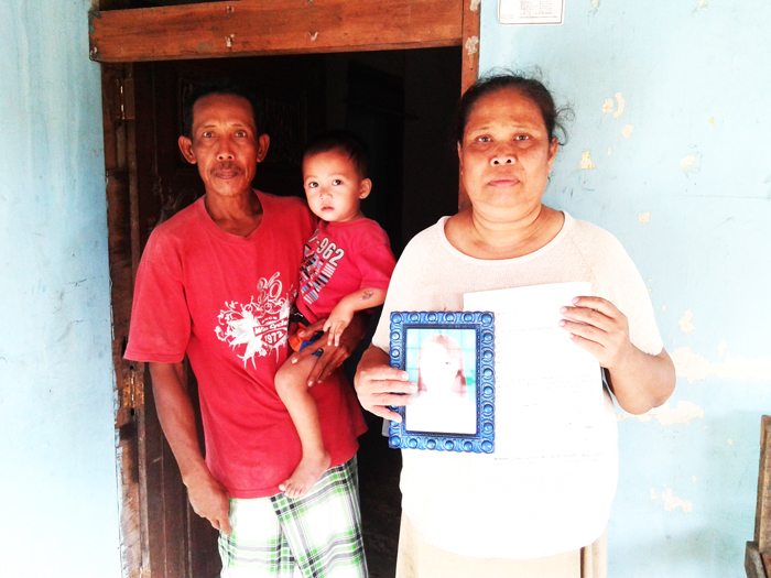 Wahatik TKW Demak Di Malayasia,Tak Pulang-Pulang  Di Tunggu Keluarga