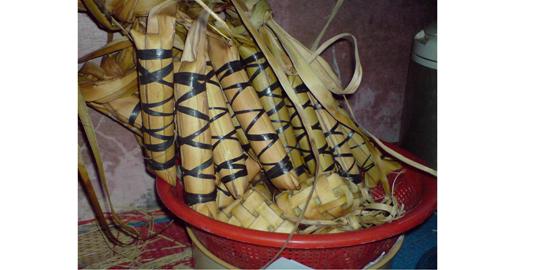 Slametan Kupat dan Lepet di Hari Badha Kupat