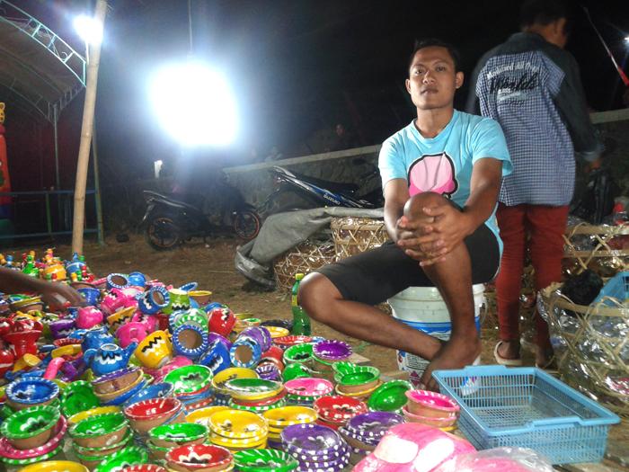 Mainan Alat Dapur dari Tanah Liat Jepara  Masih Digemari Anak-Anak