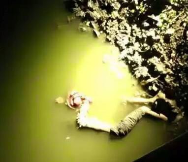 Mayat Wanita Di Cangkring , Identitasnya Masih Dalam Penyelidikan Polisi