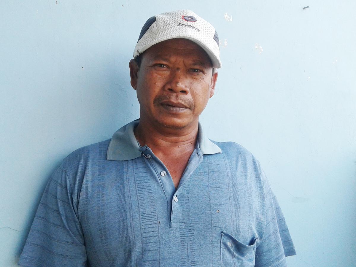 Bantuan Geomembran untuk Pegaram Demak Tingkatkan Mutu dan Produktifitas Garam Rakyat