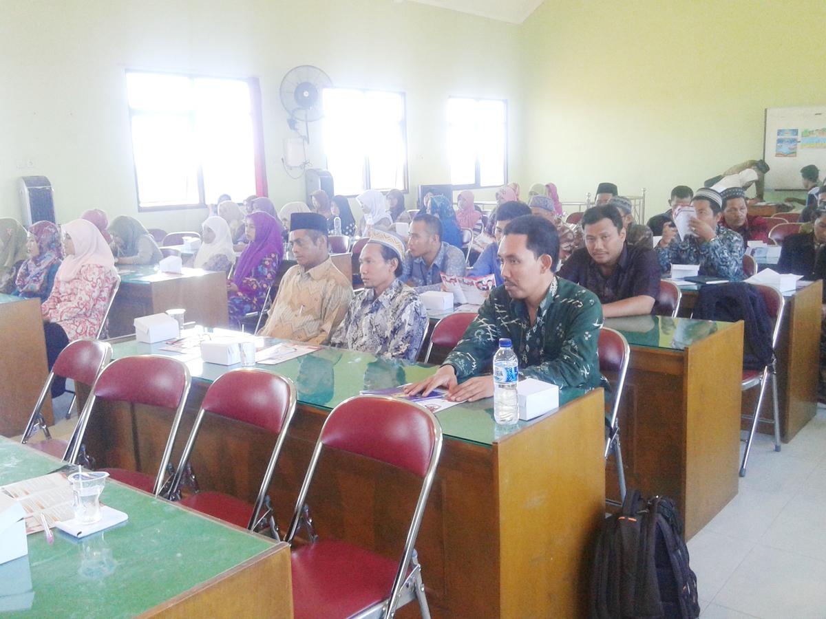 """LSM """" Cerdas Bangsa """" Demak Berpartisipasi Dalam Sosialisasi Pemilihan Bupati dan Wakil Bupati Demak 2015"""