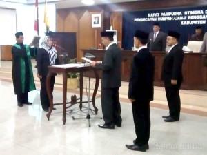 Berkah Bagi Budiyati Peroleh 593 Suara,  Kini Jadi Anggota Dewan
